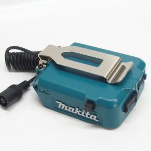マキタ 充電暖房ベスト・ジャケット用バッテリホルダ(14.4/18Vバッテリ用) PE00000022|kikaiyasan