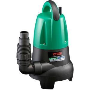 RYOBI(リョービ) 水中汚水ポンプ(50Hz/60Hz)170L RMX-4000|kikaiyasan
