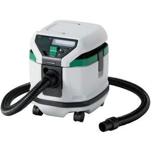 日立工機 15L電動工具・一般清掃用集じん機(連動付・乾湿両用)(掃除セット付)RP150YB|kikaiyasan
