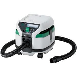 日立工機 8L電動工具・一般清掃用集じん機(連動付・乾湿両用)(掃除セット付)RP80YB|kikaiyasan