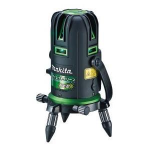 マキタ グリーンレーザー墨出し器(本体+受光器セット) SK504GPZset|kikaiyasan
