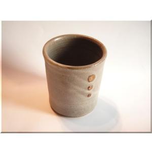 ビールグラス 陶器 誕生日 母の日 父の日 敬老の日 ドットタム プレゼント ホワイトデー 還暦 お祝い|kiki-kiki