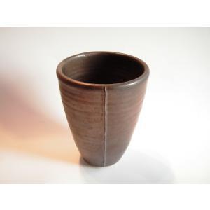 ビールグラス 陶器 誕生日 母の日 父の日 敬老の日 アイアンビアカップ プレゼント ホワイトデー 還暦 お祝い|kiki-kiki