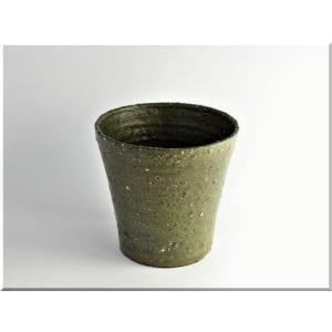 ビールグラス 陶器 誕生日 グラス 母の日 父の日 敬老の日 モスロックグラス プレゼント ホワイトデー 還暦 祝い|kiki-kiki