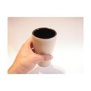 ビールグラス 陶器 誕生日 母の日 父の日 敬老の日 モノトーンビアカップ プレゼント クリスマス ホワイトデー 還暦 お祝い|kiki-kiki|03