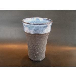 ビールグラス 誕生日 陶器 母の日 父の日 敬老の日 ブリリアントビアカップ プレゼント ホワイトデー 還暦 お祝い|kiki-kiki