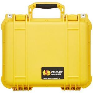 PELICAN ハード ケース 1400 8.9L イエロー 1400-000-240|kikilaland