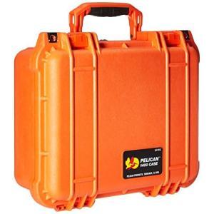 PELICAN ハードケース 1400 8.9L オレンジ 1400-000-150|kikilaland