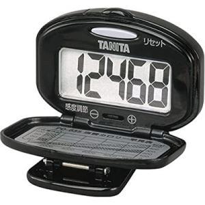 タニタ(TANITA) 歩数計 PD-635 BK kikilaland