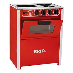 BRIO (ブリオ) レンジ [ 木製 おもちゃ ] キッチン 31355 kikilaland