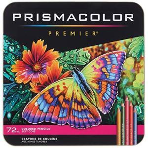 サンフォード 色鉛筆 プリズマカラー 72色セット kikilaland