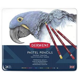 ダーウェント 色鉛筆 パステルペンシル 24色セット 32992 kikilaland