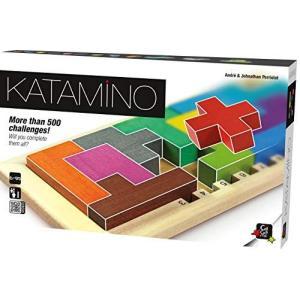 ギガミック (Gigamic) カタミノ (KATAMINO) [正規輸入品] パズルゲーム|kikilaland