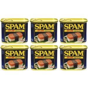 SPAM 減塩スパム 沖縄仕様 6缶パック|kikilaland