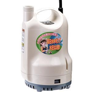 工進(KOSHIN) ポンディ(清水用水中ポンプ) SM625H|kikilaland
