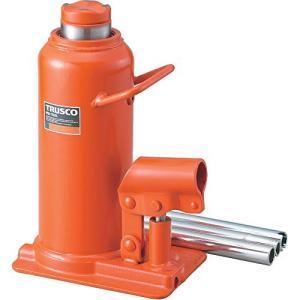 TRUSCO(トラスコ) 油圧ジャッキ 20トン TOJ-20|kikilaland