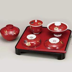 九谷焼 お食べ初め 和食器セット 福寿梅 生後100日目 祝い膳 陶器 お茶碗 日本製 伝統工芸 kikilaland