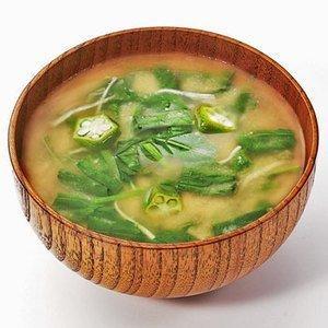 【無添加フリーズドライ味噌汁】 ねばねば野菜のおみそ汁 10袋セット【コスモス食品】|kikilaland