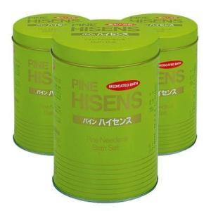 高陽社 薬用入浴剤 パインハイセンス 2.1kg 3缶セット|kikilaland