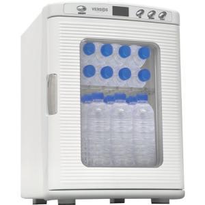 VERSOS 25L冷温庫 ホワイト VS-404|kikilaland