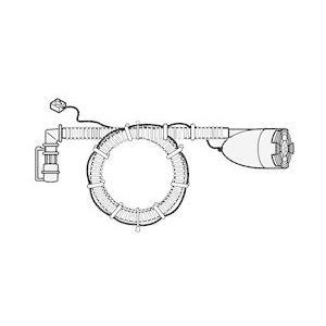 SHARP ふろ水ポンプセット(ホースの長さ4m) 2103960102|kikilaland