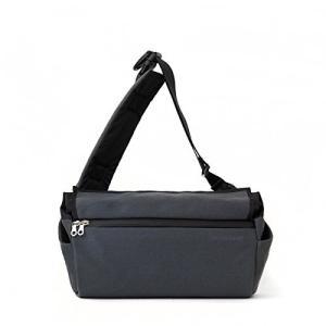 [ベルーフ] ショルダーバッグ STROLL 日本製 タブレット・A4収納 最大11L スミクロ kikilaland