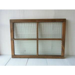 Glass window BR / アンティークなモザイクガラスの飾り窓|kikisuu