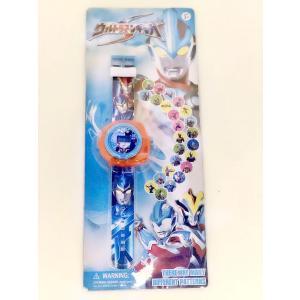 キャラクター子供用腕時計 ウルトラマン投影時計 キッズ 子供 赤ちゃん おもちゃ ギフト【送料無料】  kikkousisyoppu