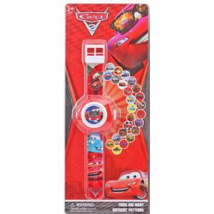 キャラクター子供用腕時計 カーズ投影時計 キッズ 子供 赤ちゃん おもちゃ ギフト【送料無料】 |kikkousisyoppu