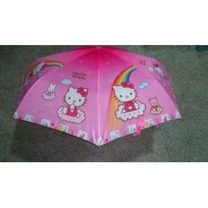 折りたたみ傘(キティ)重さ約160g 広げた半径約48cm 骨7本 長さ約54cm 晴雨兼用傘|kikkousisyoppu
