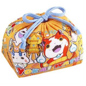 日本製オーエスケー 妖怪ウォッチ 巾着弁当袋