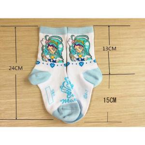 クルーソックスソックス プリギュア 靴下 子供  女の子|kikkousisyoppu