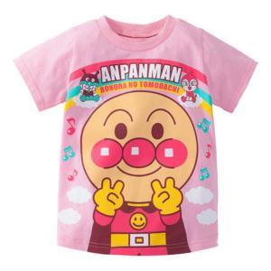 送料無料アンパンマン半袖Tシャツ90cm〜130cm 韓国子供服 春夏 メール便対応|kikkousisyoppu
