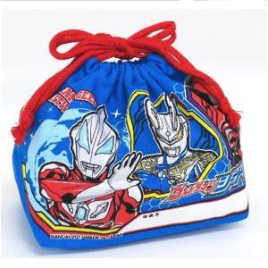 日本製ウルトラマンX 巾着弁当袋 <ランチ巾着> UTX KB-1|kikkousisyoppu