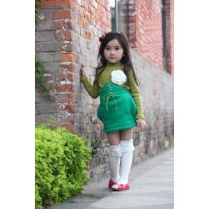 女の子らしい丸みのある形の可愛いスカート 綿100% 90cm〜140cm 【送料無料】|kikkousisyoppu