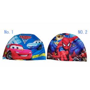 送料無料キッズ スイムキャップ 水泳 帽子 可愛いスイミングキャップキャラクター 選べる全7種 |kikkousisyoppu