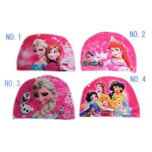 送料無料キッズ スイムキャップ 水泳 帽子 可愛いスイミングキャップキャラクター 選べる全4種 |kikkousisyoppu