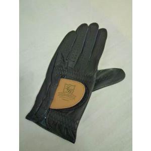キャスコ Kasco Golf ゴルフ ゴルフグローブ 黒 【21〜26cm:メンズ】 【2012新作モデル】 【SALE】|kikuji
