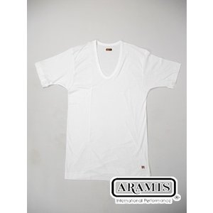 アラミス ARAMIS カジュアルウェア U襟Tシャツ (L寸:メンズ) 新作モデル|kikuji