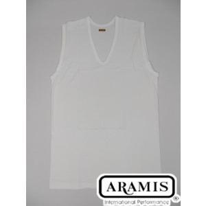 アラミス ARAMIS カジュアルウェア V衿スリーブレス  【LL寸:メンズ】 20%OFF/SALE|kikuji