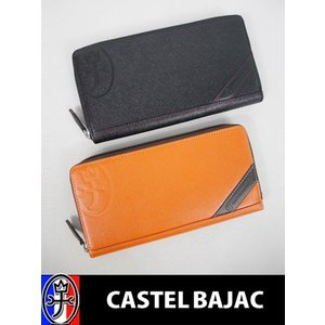 cc6da88cfcf8 カステルバジャック CASTELBAJAC 長財布 (20×10.5×2.5cm:メンズ) 新作モデル