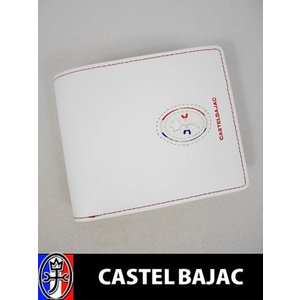 カステルバジャック CASTEL BAJAC 二つ折り財布 (11.5×9×2cm) 新作モデル kikuji
