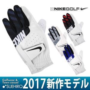 ナイキ nike ゴルフ 左手用グローブ (M/ML/L/XL寸:メンズ) 2017新作モデル kikuji