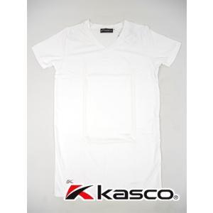 キャスコ Kasco Golf ゴルフ 半袖Vネックアンダーウェア (M寸:メンズ) 訳あり 60%OFF/SALE|kikuji