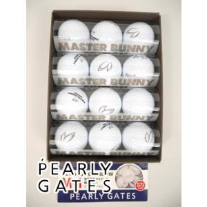 パーリーゲイツ PEARLY GATES ゴルフ ゴルフボール (FREE:ユニセックス) 新作モデル|kikuji