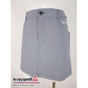 期間限定クーポン配布中 ルコック lecoq ゴルフウェア 一体ペチ付スカート (7/9/11/13...