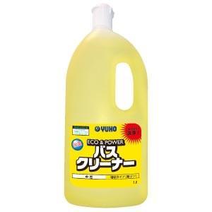 業務用洗剤「ユーホーニイタカ:バスクリーナー中性 1L」無リン・増粘タイプ|kikumi