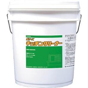 油汚れ用強力洗剤・厨房用「ユシロ:ポリーズキッチンクリーナー 18L入り」|kikumi