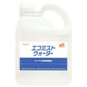 カーペット洗剤 「リンレイ エコノミスト ウォーター 4L」 kikumi