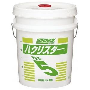 業務用剥離剤「コニシ:ハクリスター5 18L入り」超強力剥離剤 kikumi